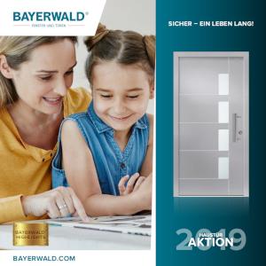 Bayerwald Haustüraktion 2019