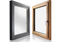 Holz / Aluminium-Fenster