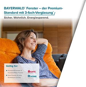 Der neue BAYERWALD® Premium-Standard