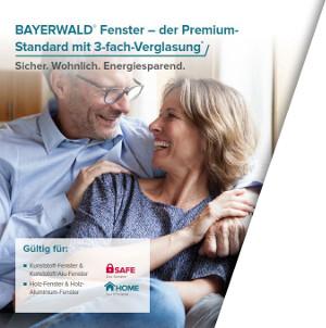 Der BAYERWALD® Premium-Standard