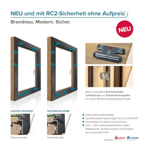 neue holz aluminium fenster ohne aufpreis f r rc2. Black Bedroom Furniture Sets. Home Design Ideas