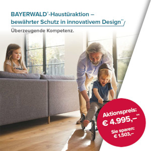 Bewährter Schutz in innovativem Design − zum Aktionspreis!