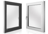 Kunststoff / Aluminium-Fenster