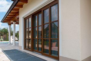 Holz Alu Fenster Bayerwald Fenster Hausturen