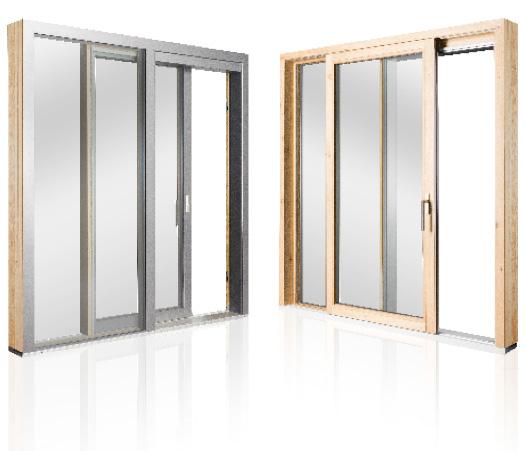 Holz / Holz/Aluminium